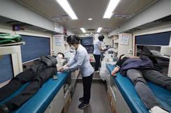 대구시설공단 코로나19 극복 '사랑의 단체헌혈'