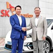 현대차-SK, 미래 전기차 배터리 방향성 공유