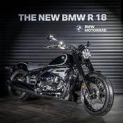 BMW 모토라드 '뉴 R 18' 매력 '역동적·감성적'