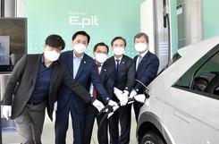 'E-pit 개소' 현대차그룹, 초고속 충전 인프라 확대 본격화