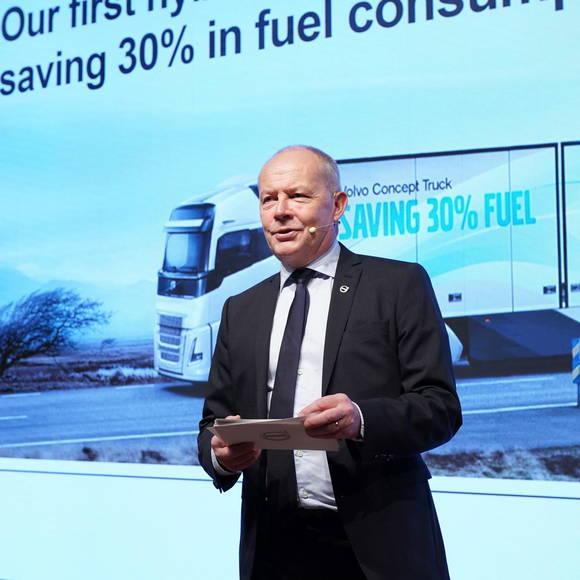 볼보트럭, 안전한 도로환경 구축 위한 비전 제시