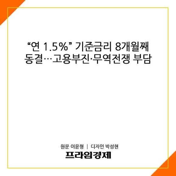 [카드뉴스] 기준금리