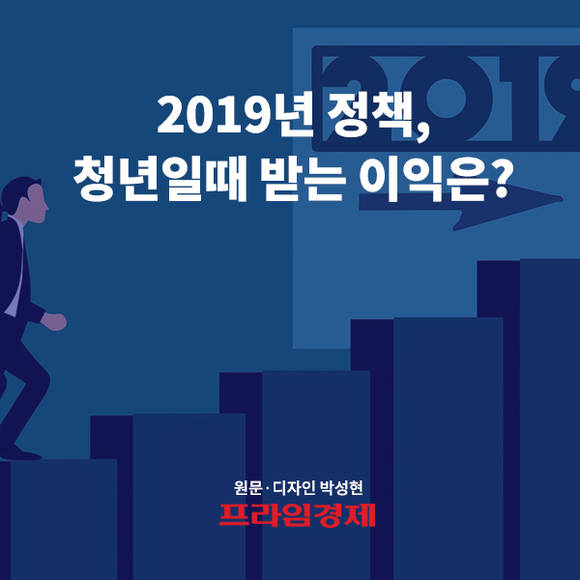 [카드뉴스] 2019년, 청년일때 받…
