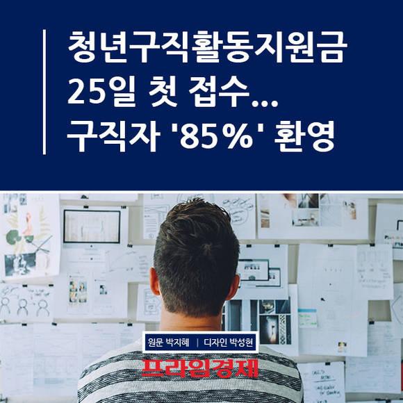 [카드뉴스] 청년구직활동지원금…