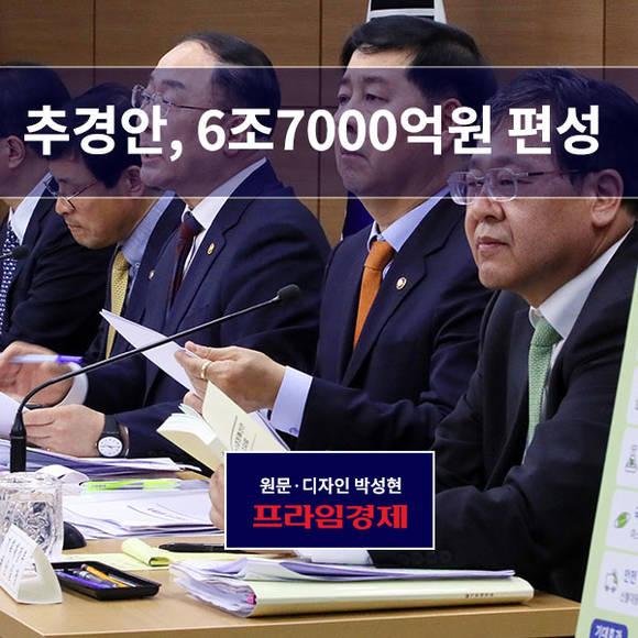 [카드뉴스] '미세먼지·경기대응…