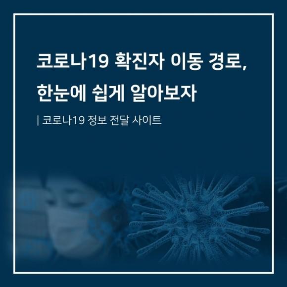 [카드뉴스] 코로나19 확진자 이동…