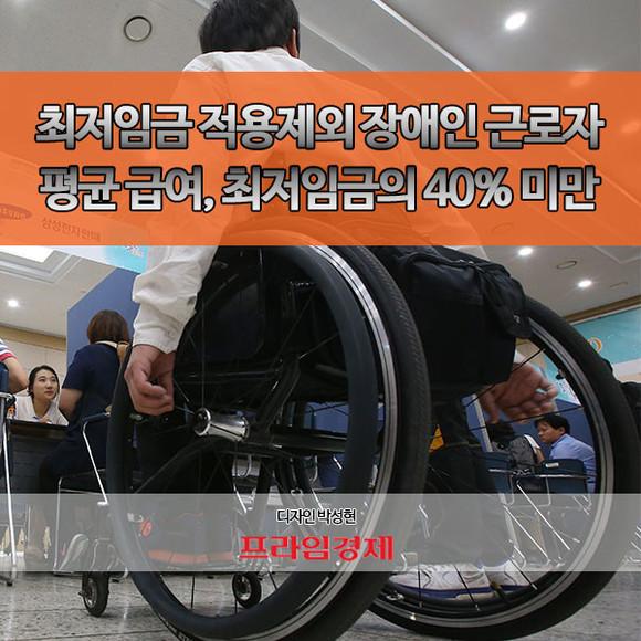 [카드뉴스] 최저임금 적용제외 장…